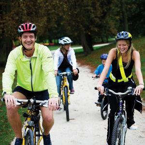 Accessible Cycling at Moors Valley Country Park & Forest