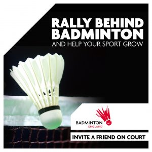 Rally Behind Badminton