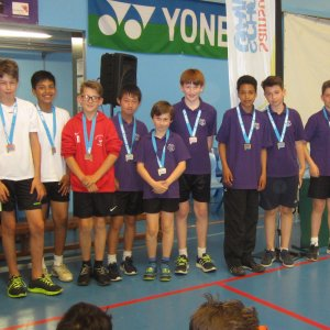 Dorset School Games Level 3 Table Tennis Competition