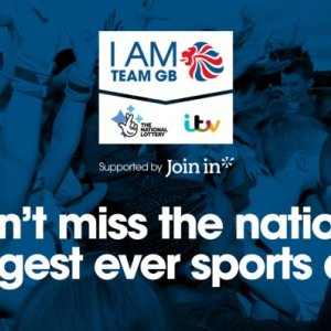 Be Part of the Nation's Biggest Sports Day for 'I AM TEAM GB' Campaign