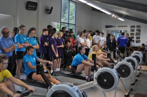 Dorset School Games Rowing Competition