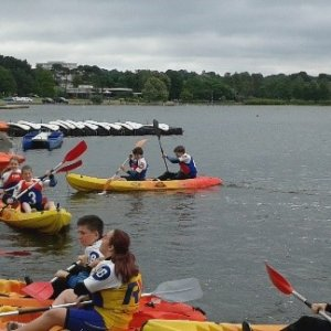 Dorset Can Do Water Sports Activity Day