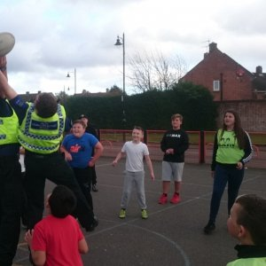 Pro Active Communities Project Launched in Half Term