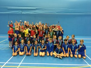 Young People Inspired at Dorset School Games