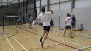 Dorset represented by 24 teams in Badminton competition