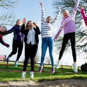 Girls' golf is rocking again in Dorset!