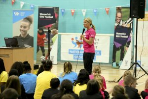 The FA and Youth Sport Trust Strike Partnership to Inspire More Girls