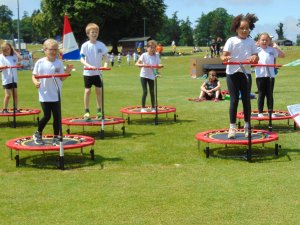 Dorset School Games Summer Festival Inspires over 1,000 Young People