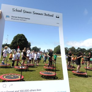 Dorset School Games Summer Festival 2018 Video