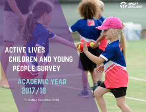 More than 40% of Children and Young People lead active lives