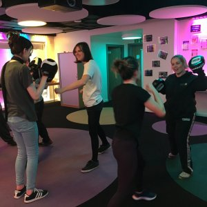 SPACE Youth Project start their Satellite Club journey
