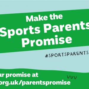 CPSU have launched the Sports Parents Promise