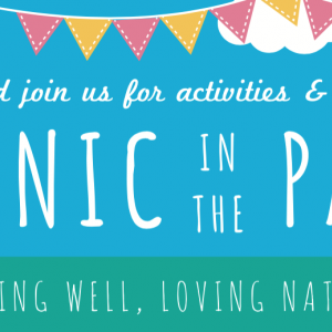 Three Picnic in the Park events taking place during September