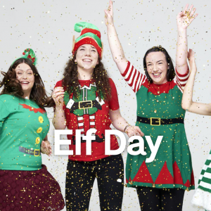 Slades Park Pavilion to host 'Elf Day' Friday 6th December