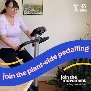 Sport England launches 'Join the Movement' to help the nation stay active at home