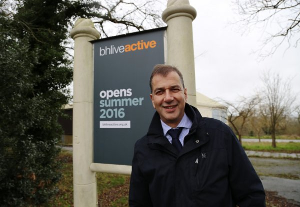 BH Live acquires East Dorset's former Virgin Active site
