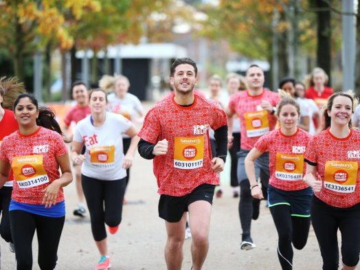 The Sainsbury's Sport Relief Mile is coming to Dorset