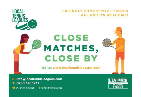 Calling Tennis Players of All Abilities