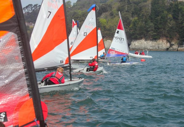 Sport England Lottery Grant For Andrew Simpson Sailing Foundation Supports Youth Sailing Across the South West