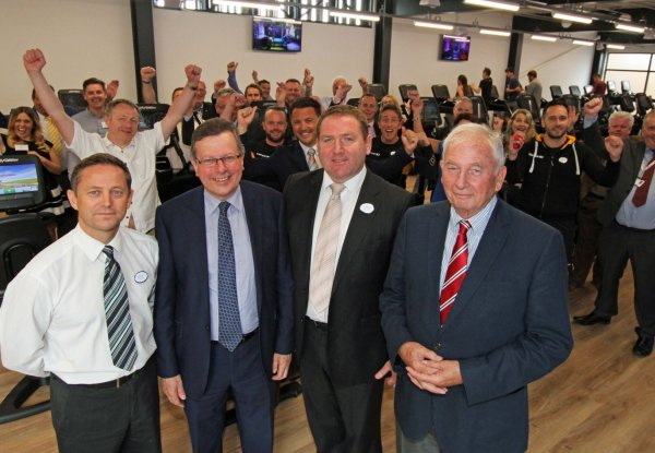 New health and wellbeing facilities open at Stokewood Leisure Centre