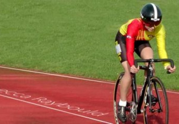 Dorset Track Cyclist shares journey to representing Team GB