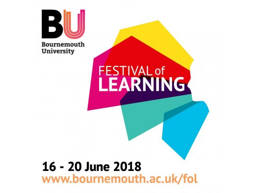 Bournemouth University's Festival of Learning: 16-20 June 2018