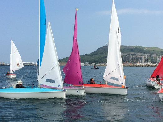 Chesil Sailability hosts training weekend to prepare UK sailors for world-class events
