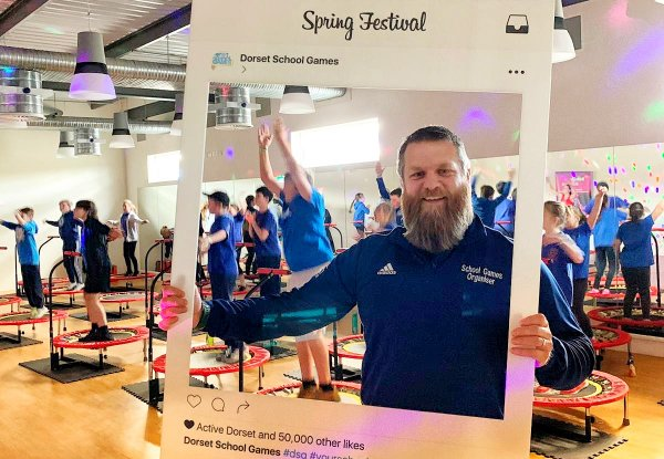 Over 660 Participants at Dorset School Games Spring Festivals!