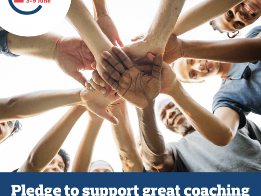 Coaching Week – great coaching leads to healthier, happier communities
