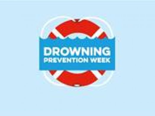 National Drowning Prevention Week in June