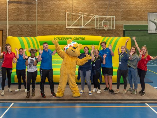 BBC Children in Need supports new holiday activity scheme in Dorset