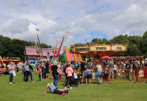 Popular family fun day returns for fifth year