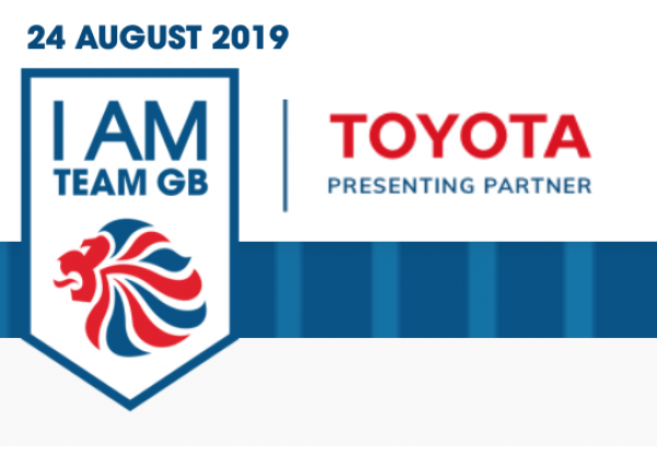 Become a Games Maker for I Am Team GB Campaign