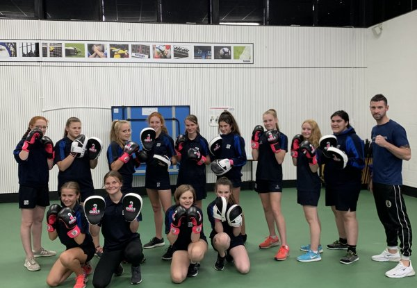Corfe Hills Girls in Gloves Project receives Satellite Club Funding