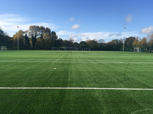 Slades Park 3G Football Pitch Half Term Availability