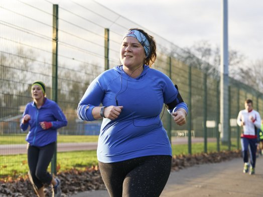 This Girl Can and parkrun team up to get more women than ever participating for International Women's Day