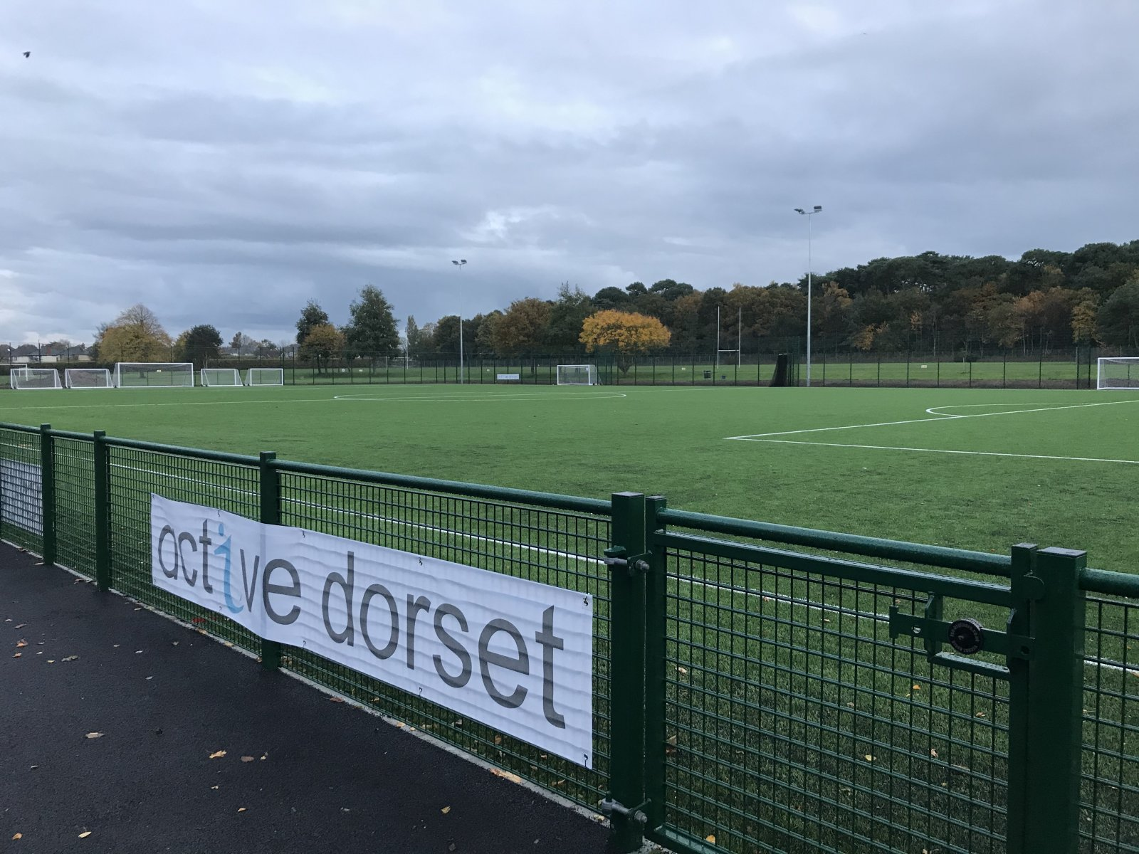 Slades Park 3G pitch open for bookings from Saturday 4th July
