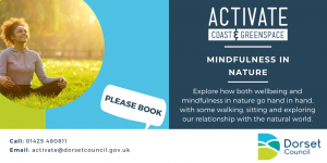 Mindfulness in Nature sessions