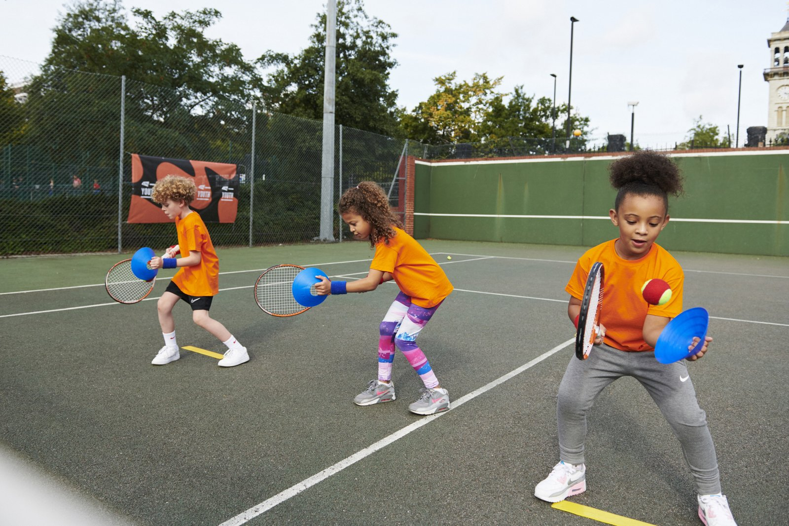 LTA Youth: Instilling confidence on and off the court with launch of new junior programme for tennis
