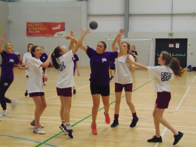 Dorset School Games Winter Finals 2017
