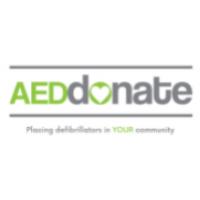 AED Donate Defibrillator Funding