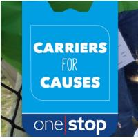Carriers for Causes