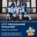City Programme Manager Icon