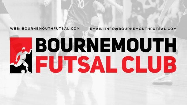 Bournemouth Futsal Club Banner