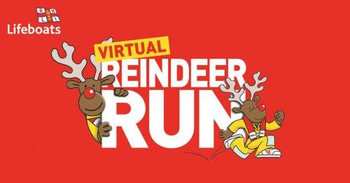 RNLI #ReindeerRun